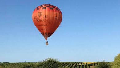Photo of Vin & Montgolfière : L'apér'O Fil de l'Air du Château Tour Castillon