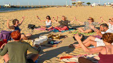 Photo of Gratuit : relaxation sonore sur la plage à Arcachon