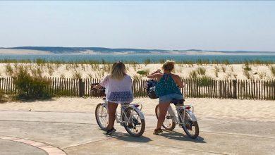 Photo of Les balades Tchanquées pour des balades à vélo sur le bassin d'Arcachon