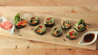 Photo of Zôdio vous propose de cuisiner des sushis végétaliens lors d'un atelier