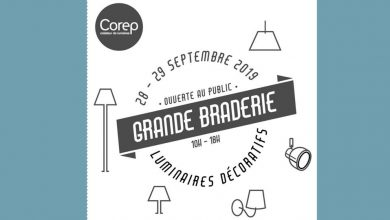 Photo of BON PLAN : Une grande braderie de luminaires les 28 & 29 Septembre à Bègles