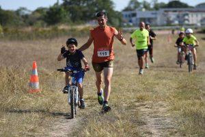 Course Bordeaux Bike and Run