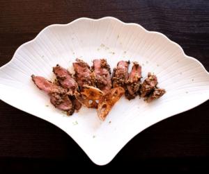 plat de viande restaurant