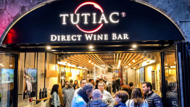 Photo of Tutiac Wine Bar : Le premier bar à vin de France ouvert par des vignerons