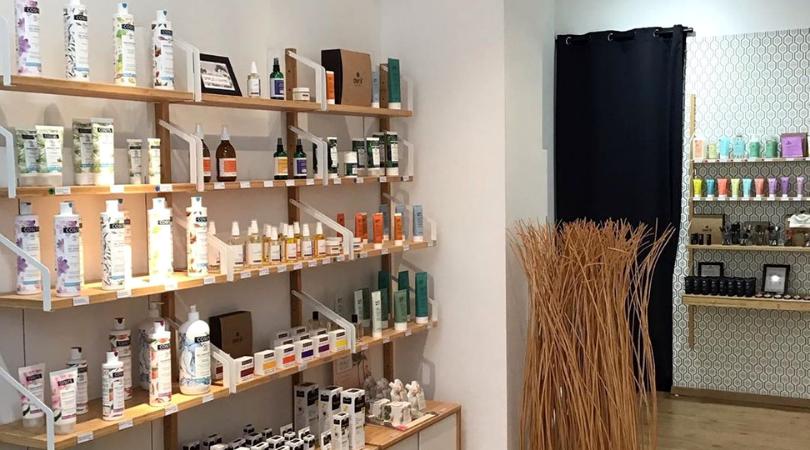 boutique de cosmétiques