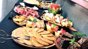 buffet sucré