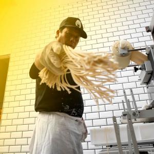 Fabrication de nouilles asiatiques