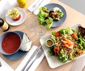 déjeuner scandinave