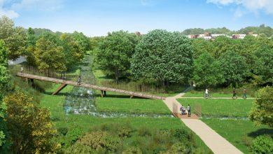 Photo of Découvrez le parc Ausone, un nouveau havre de verdure proche de Bordeaux