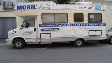 Photo of Bientôt des douches mobiles pour les sans-abris à Bordeaux