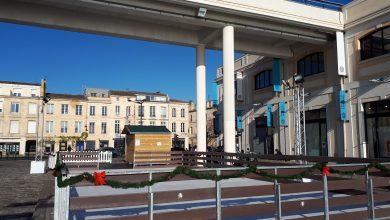 Photo of Une patinoire gratuite ouvre au Quai des Marques