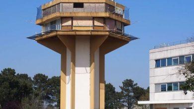 Photo of Une tour de contrôle transformée en restaurant panoramique à Pessac