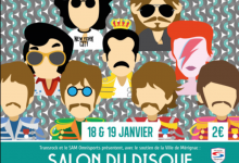Photo of Mérignac : RDV Ce weekend au Salon du disque de collection au Krakatoa
