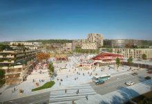 Photo of Début des travaux du nouveau quartier Belvédère