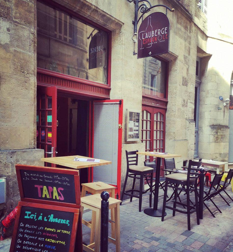 Auberge Espagnole Bordeaux