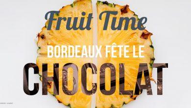 Photo of Bordeaux fête le chocolat au jardin botanique