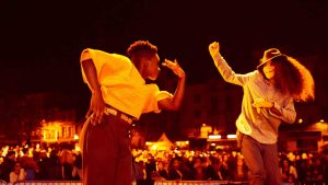 Festival culturel spectacle