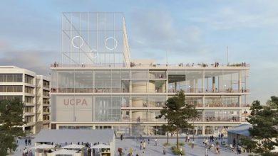 Photo of Lancement du projet de la Cathédr'halle des sports sur la rive droite