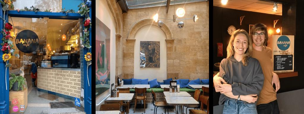 Banana Café cuisine Bordeaux