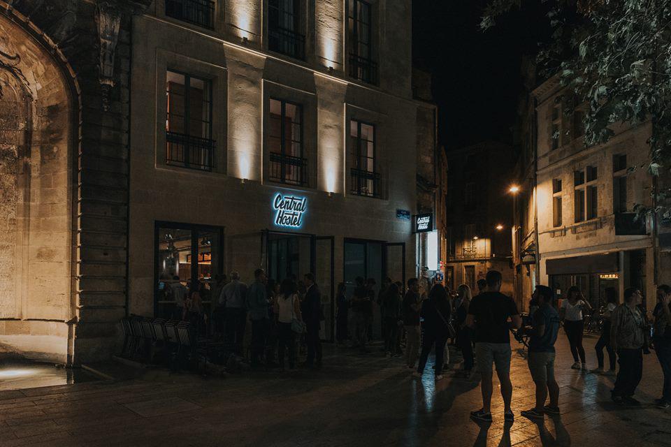 Central Hostel Bordeaux