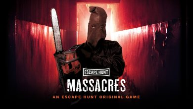 Photo of Escape Hunt lance un nouvel escape game d'horreur interdit aux moins de 18 ans