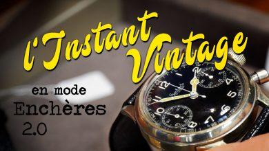 Photo of Des montres de collection à l'Hôtel des ventes