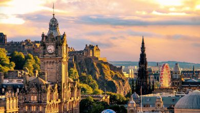 Photo of Cet été envolez-vous vers Edimbourg depuis Bordeaux