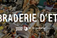 Photo of Grande braderie d'été Emmaüs à Darwin ce week-end