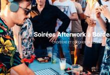 Photo of Cet été tous les mercredis Soirées Afterwork à Bordeaux CROISIÈRE ET COUCHER DE SOLEIL