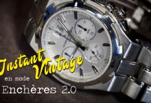 Photo of L'Instant Vintage en mode Enchères 2.0