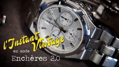 Photo of L'Instant Vintage en mode Enchères 2.0