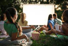 Photo of Des séances de cinéma en plein air tout l'été dans la cour Mably