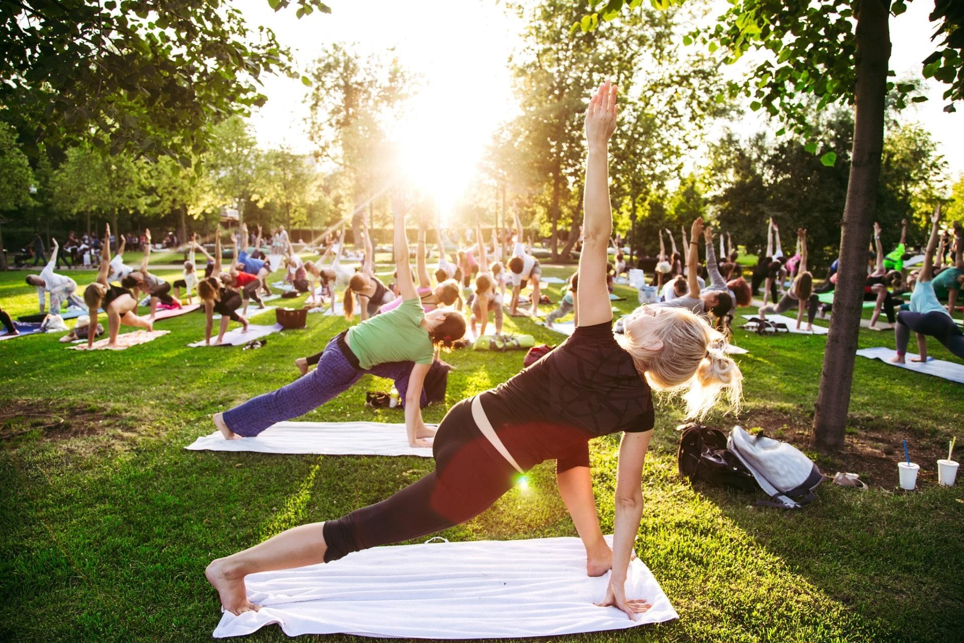 Yoga sport ville Bordeaux