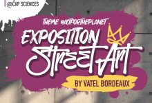 Photo of BON PLAN GRATUIT : L'exposition de STREET ART by Vatel Bordeaux à Cap Sciences