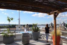 Photo of Ce week-end c'est détente sur l'épatant Rooftop du Mercure Cité Mondiale