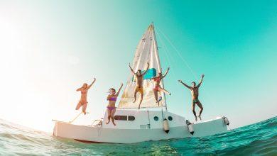 Photo of Ce Dimanche vivez une superbe balade festive en Catamaran sur le bassin d'Arcachon