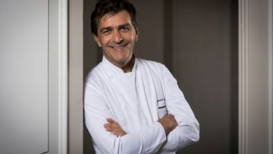 Photo of Le chef Yannick Alleno prend les rênes de l'hostellerie de Plaisance à Saint-Emilion