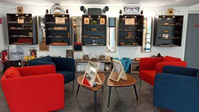 Photo of Concept Store Prunelle : le paradis de la Lunette aux Bassins à Flot