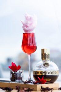 Shake hom's Bordeaux