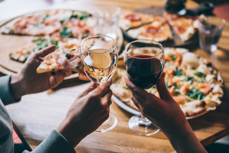 atelier vin et pizza