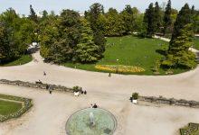 Photo of 400 catholiques réunis au Jardin Public pour une messe insolite