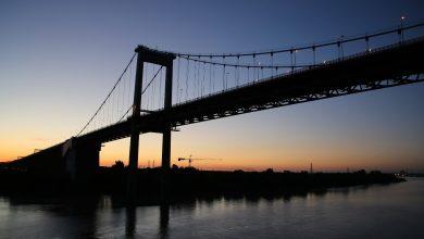 Photo of Pour celles et ceux qui veulent savoir quand sera fermé le pont d'Aquitaine