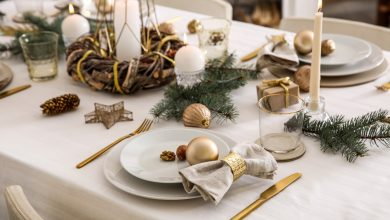 Photo of Top 5 idées déco de dernière minute pour Noël