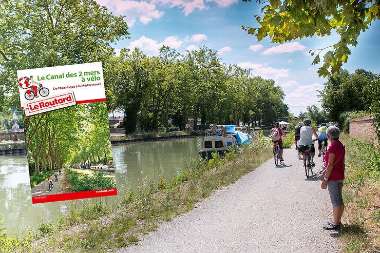 Le Canal des 2 mers à vélo avec le Routard