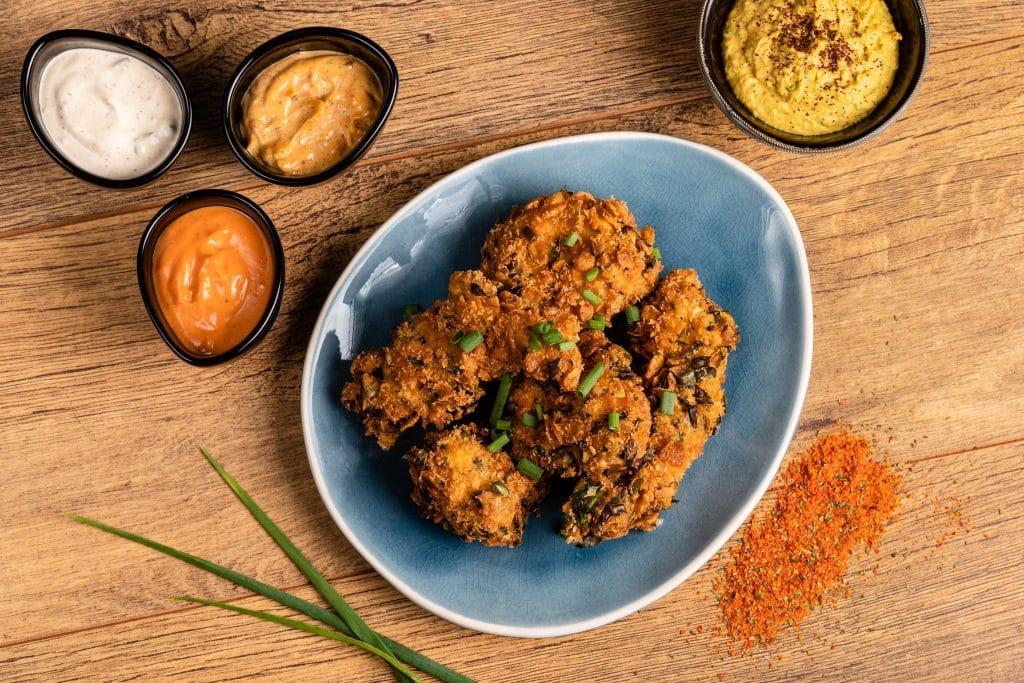 Kebab crispy poulet bordeaux