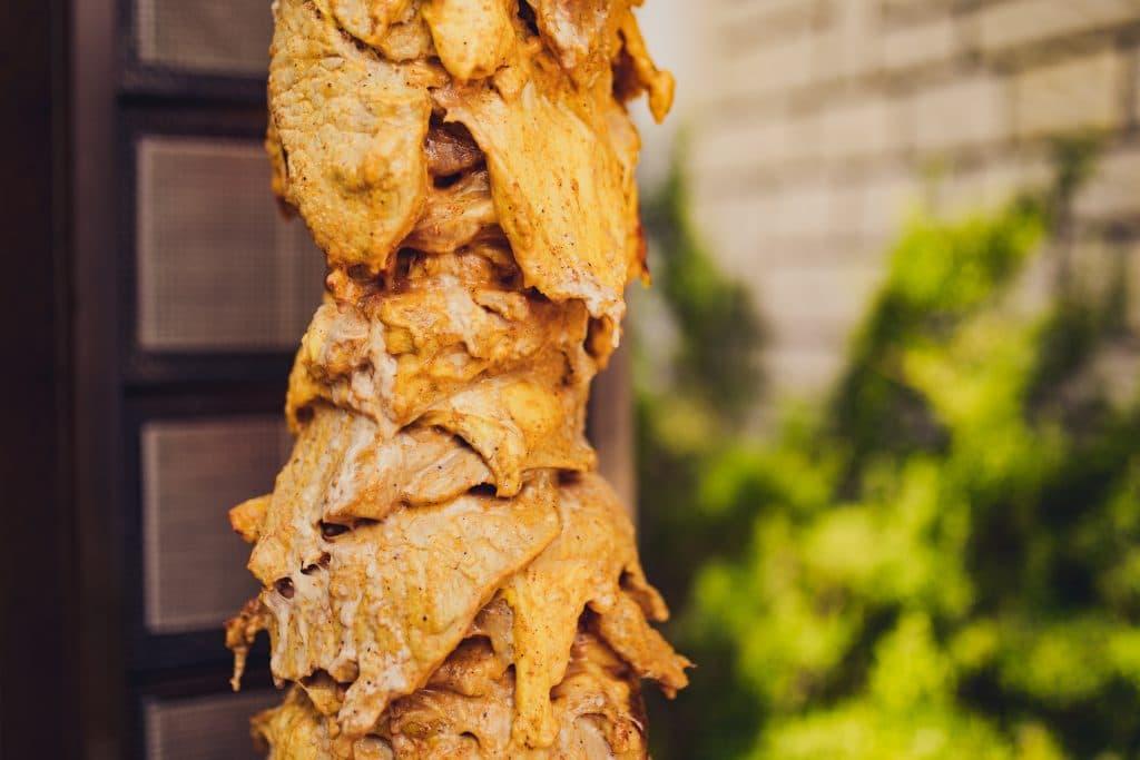 Streetfood kebab bordeaux