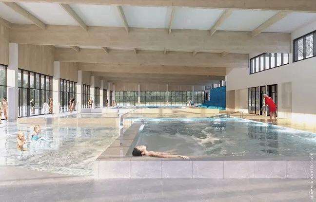 centre aquatique Cenon