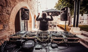 DJ set Saint Emilion