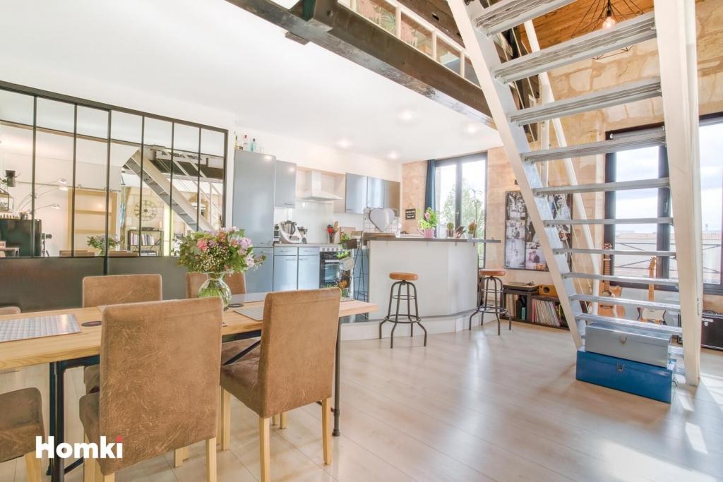 Appartement charme bordeaux immobilier