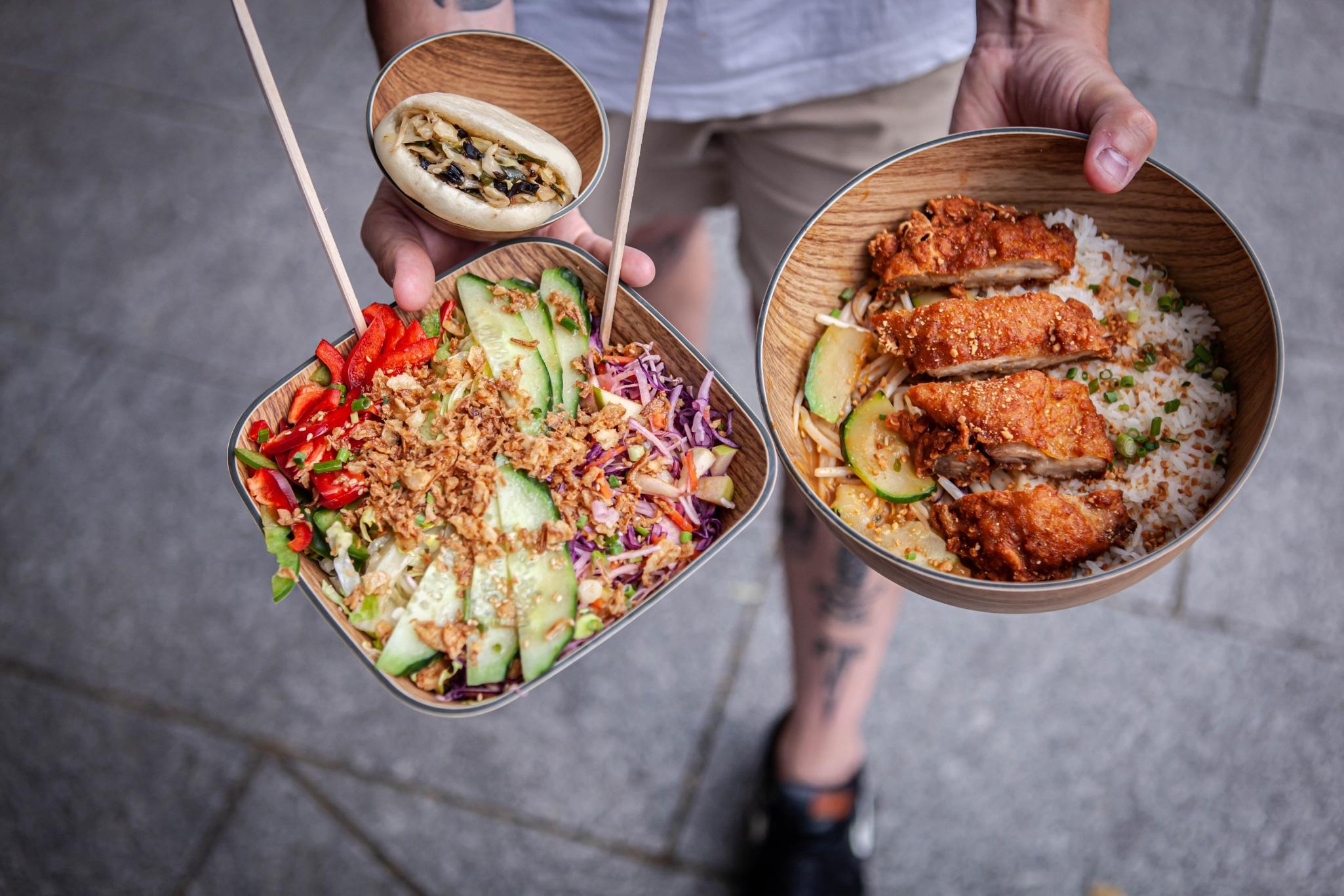 Street food japonaise Karaage couverture